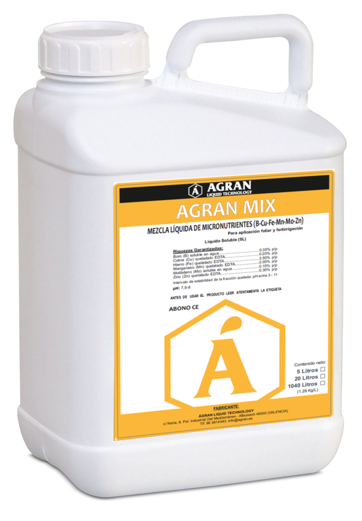 Producto Agran Mix